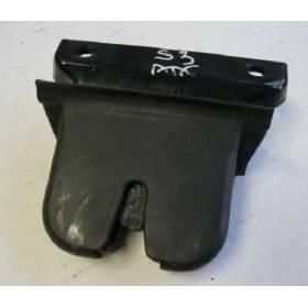 Serrure de capot arrière / Serrure de coffre pour Audi A3 ref 8L0827505E / 8L0827505J / 8P3827505K / 8L0827505L