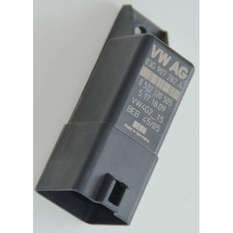 Calculateur pour bougie de préchauffage ref 03G907282A / 0522120505