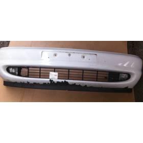 Pare-chocs avant coloris blanc LB9A pour VW Sharan 1 ref 7M0807217H