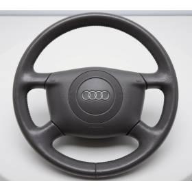Volant + airbag avec commandes au volant pour Audi A4 B6