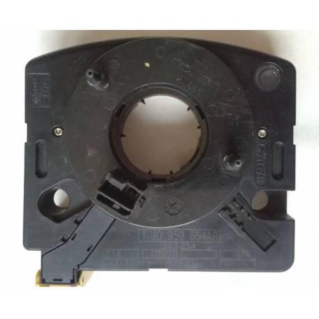 Bague de rappel angle de braquage capteur G85 1J0959654AP / 1JO959654AP / 1J0959654AC compatible avec 1J0959654BK / Valeo 251663