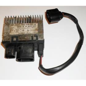 Calculateur pour ventilateur radiateur pour Audi A4 ref 8E0959501Q / SHO 89 8093 000