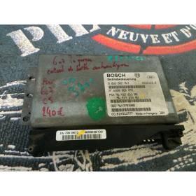 Calculateur électronique de boite de vitesses automatique pour Peugeot 607 2L2 essence ref 9641281180 / Ref Bosch 0260002767