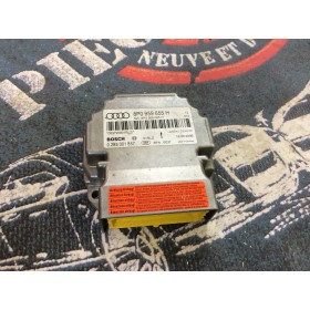 Airbag control module unit Audi A3 8P ref 8P0959655H Bosch 0285001857