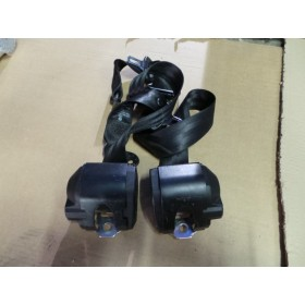 2 ceintures arrières pour VW Polo 9N ref 6Q0857805A / 6Q0857806A RAA