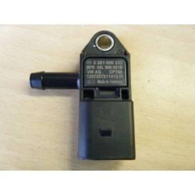 Capteur de pression pour 1L6 TDI ref 0281006222 /  04L906051B / 04L906051E