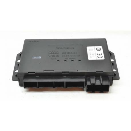 Boitier confort / Commande pour verrouillage centralisé pour Audi A6 4B ref 4B0962258K