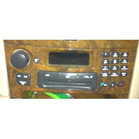 Car radio for Peugeot 607
