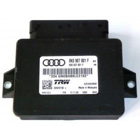 Calculateur frein de stationnement Audi A4 A5 Q5 8K0907801C8K0907801D 8K0907801E8K0907801F8K0907801G8K0907801H