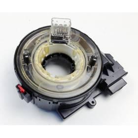 Ressort spirale avec électronique / Bague de rappel pour angle de braquage capteur G85 ref 3C0959653