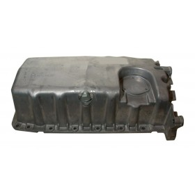 Bac à huile carter alu pour moteur sans emplacement sonde ref 038106603N / 038103601NA