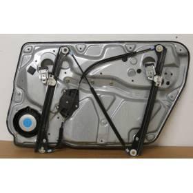 Mécanisme de lève-vitre avant conducteur pour VW Passat 3B ref 3B1837461
