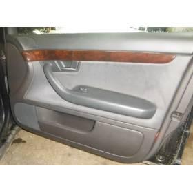 Garniture / Panneau revêtement de porte avant passager pour Audi A4 B6 ref 8E1867104 / 8E1867104 17C