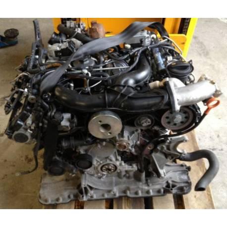 Moteur 3L V6 TDI type BMK vendu sans injection, avec reprise ancien moteur +++