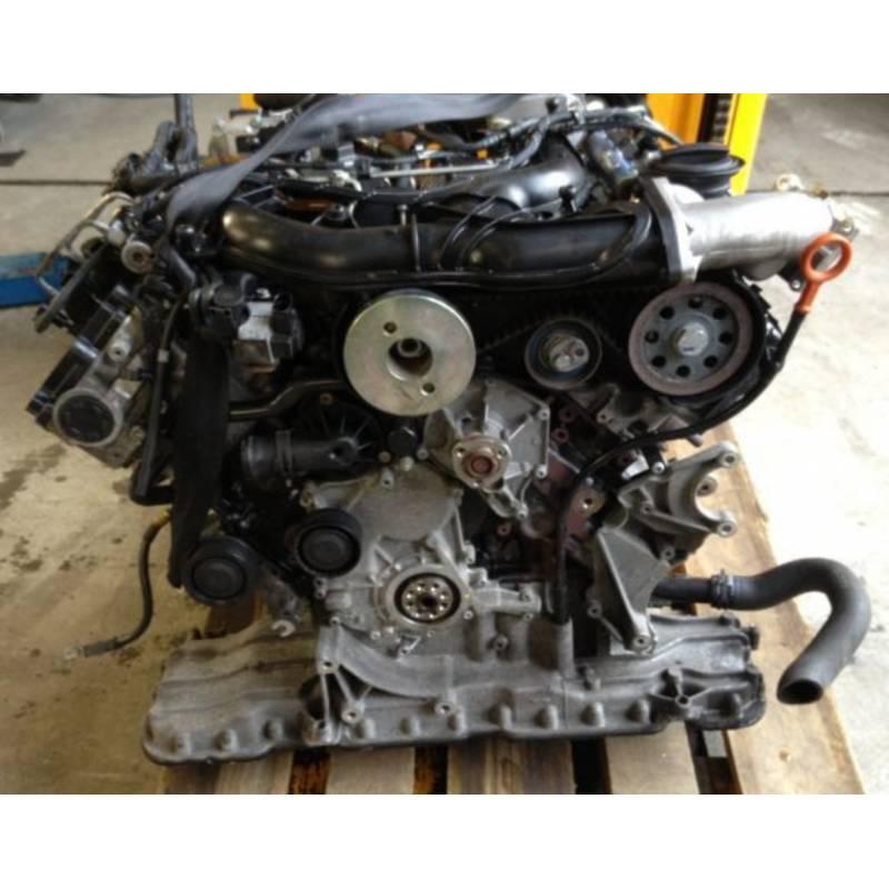 Motor 3l V6 Tdi Tipo Bmk Vendido Sin Inyección