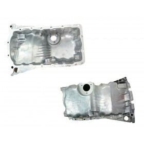 Bac à huile carter alu pour moteur avec emplacement sonde pour V6 2L5 TDI ref 059103604F