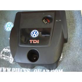 Cache moteur 1.9 TDI 115 / 130 et 150 cv ref 038103925AJ / 038103925CJ / 038103925EK / 038103925GE