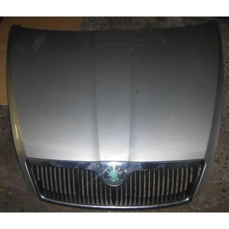 Capot moteur pour Skoda Octavia ref 1Z0823031B / 1Z0853668 B41 / 1Z0853661 739