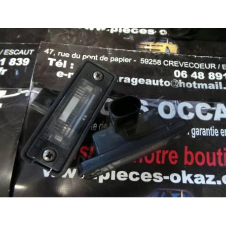 2 éclairages de plaque de police arrière pour VW Golf 4 / New Beetle / Lupo / Phaeton / Polo ref 1J6943021 / 1J6943021B