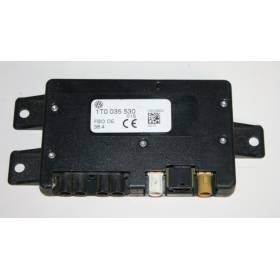 Amplificateur / boitier de commutation p. am- plificat. d'antenne (diversite) pour VW ref 1T0035530