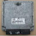 Calculateur moteur ref 038906019AM / 038906019CJ réf Bosch 0281010302 / 0281010091