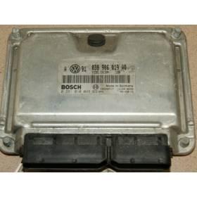 MOTOR UNIDAD DE CONTROL ECU VW Golf 4 / Bora 1L9 TDI 150  ARL ref 038906019AQ / ref Bosch 0281010048 / 0 281 010 048