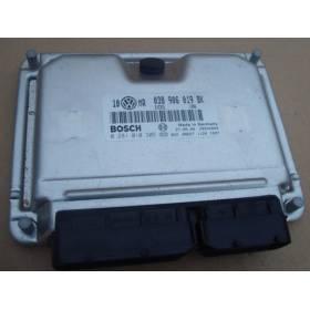 Calculateur moteur   VW Passat 1L9 TDI 115 cv ATJ ref 038906019BK / ref Bosch 0281010305 / 0 281 010 305