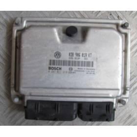Calculateur moteur ref 038906019KT réf Bosch 0281011219 / 0 281 011 219