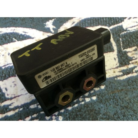 Capteur lacet ESP Audi / Seat / VW / Skoda ref 1J0907657A 8N1907637A ATE 10.0980-0031.1