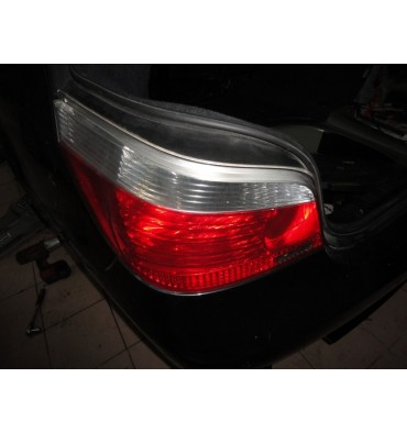 Tail-light driver side for BMW E60 Saloon car