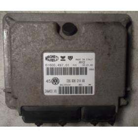 MOTOR UNIDAD DE CONTROL ECU VW Bora / Golf 4 1L4   AHW ref 036906014AN / 61600.497.01