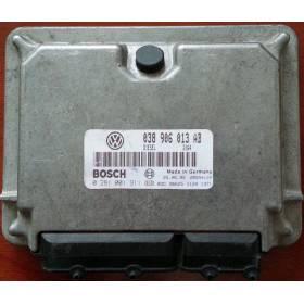 Calculateur moteur Seat Ibiza / Cordoba 1L9 SDI ref 038906013AB Bosch 0281001911