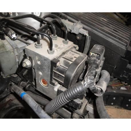 Bloc ABS pour Peugeot 406 ref 96 252 750 80 / 9625275080 ref Bosch 0265216458 / 0 265 216 458