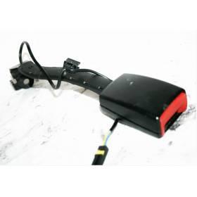 Boitier de verrouillage ceinture passager avec contact d'avertissement ref 1K4857756F / 1K4857756L QVZ / 1K4857756L