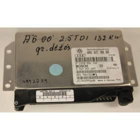 Calculateur électronique pour boite automatique 5 rapports Audi A6 ref 4B0927156BR / Ref Bosch 0260002689 / ZF 6058 006 152