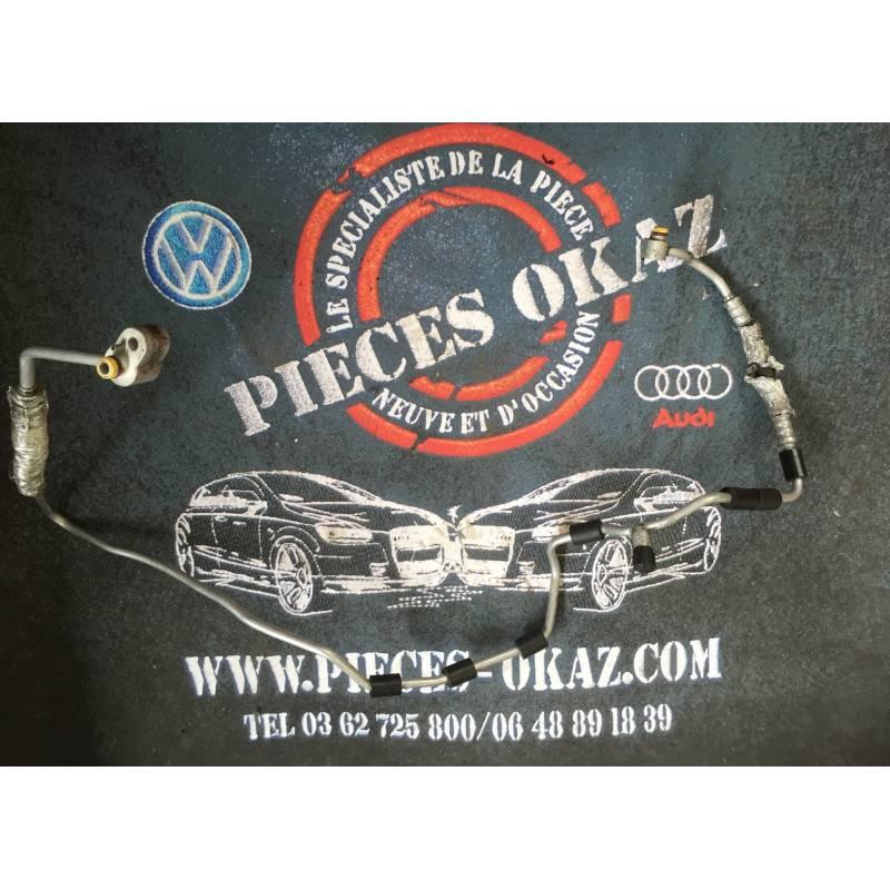 Goodridge CLG Tressé Frein Tuyaux Fit VW Caddy 05//96-03//04