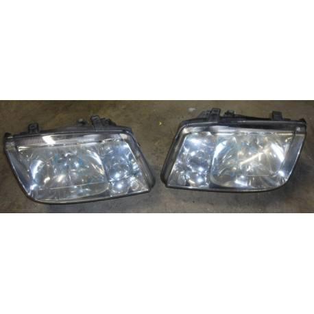 2 phares optiques avant pour VW Bora