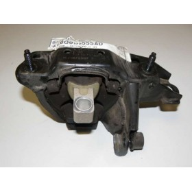 Support palier de boite de vitesses / Console avec silent bloc pour VW / Skoda / Seat ref 6Q0199555AD / 6Q0199555AS