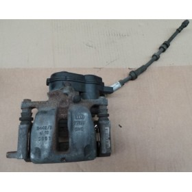 Etrier arrière conducteur / Boitier d'étrier de frein pour Audi A4 / A5 / Q5 ref 8R0615405C / 8K0615403B