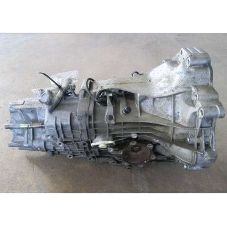 Boite de vitesses mécanique 5 rapports TYPE GBQ pour Audi A4 1L9 TDI 130 cv REF 012300061 / 012300061X / 012300061 X +++
