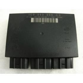 Boitier confort / Calculateur pour verrouillage centralisé VW Bora / Golf 4 / Lupo / Octavia / Arosa 1C0962258AB / 1CO962258AB