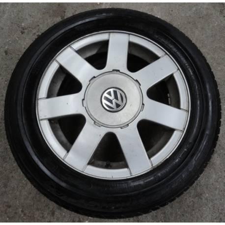 1 jante alu 15 pouces pour VW Passat en 5 X 112 avec pneu