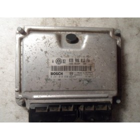 Calculateur moteur   VW Bora / Golf 4 1L9 TDI 90 cv ALH ref 038906012FA / Ref Bosch 0281010650