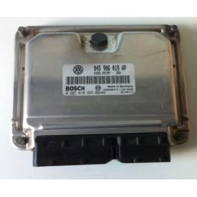 Engine control / Unit ecu motor for VW Polo 1L4 TDI 75 cv AMF ref 045906019AP / 0281010865 / 0 281 010 865