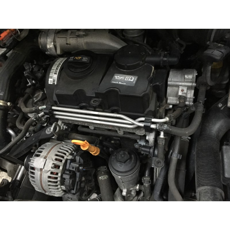 moteur 1l4 tdi 80 cv type bms  bwb ref 045100033c