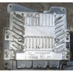 Injection engine control / unit ecu motor Ford Fiesta 1L4 TDCI ref 5ws40584C-T