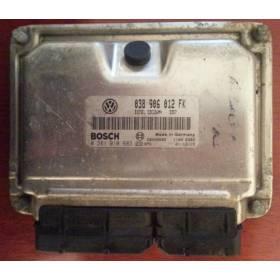 Calculateur moteur pour Seat Leon / Toledo 1L9 TDI ASV ref 038906012FK / 0281010683