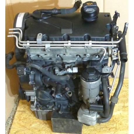 Moteur TDI 1L9 TDI 105 cv type BXE pour VW / Audi / Seat / Skoda