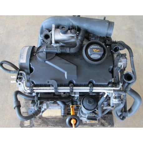 motor 1.9 TDI 105 hp de type BKC VW / Audi / Seat / Skoda