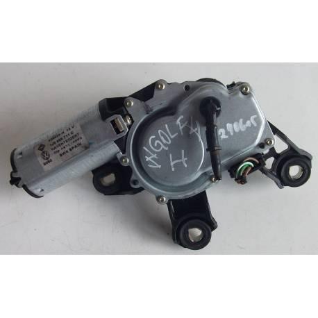 Rear windscreen wiper motor VW Golf 4 / Bora / Skoda Fabia / Octavia ref 1J6955711 / 1J6955711B / 1J6955711C / 1J6955711G